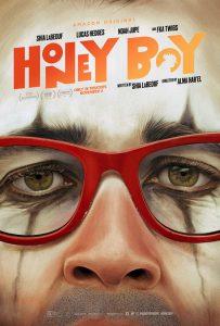 Honey Boy movie poster.