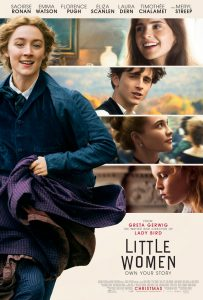 Little Women movie poster.