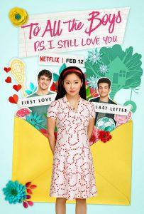 PS I Still Love You movie poster.