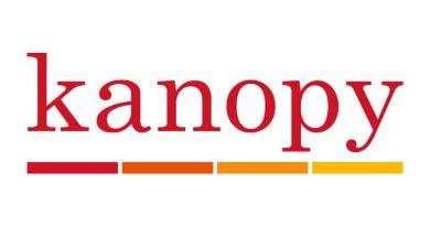 Kanopy logo.