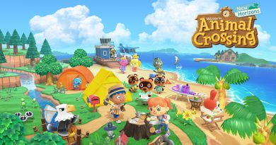 Promotional image for Animal Crossing New Horizons.