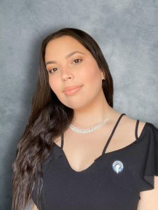 Photo of Liliam Rojas, SGA president for EJP Campus.