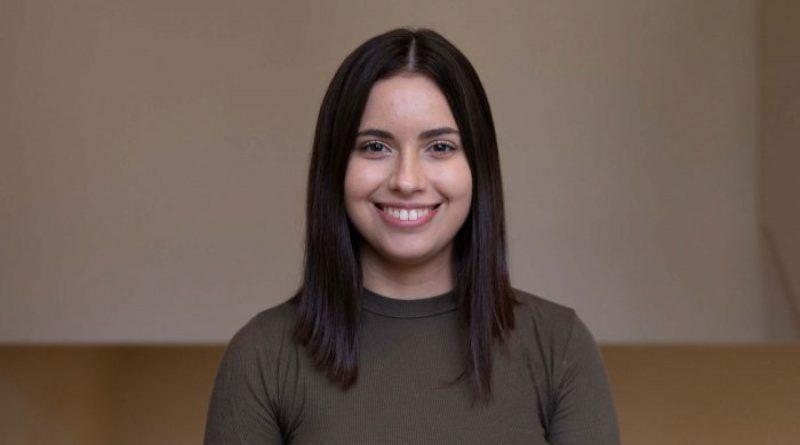 Daniela Molina landed internship with Gray Television.