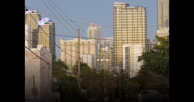 Photo of a part of Miami.