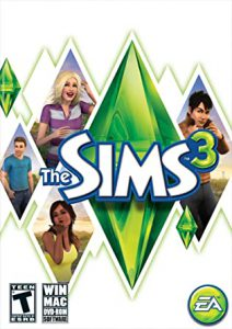 The Sims artwork.