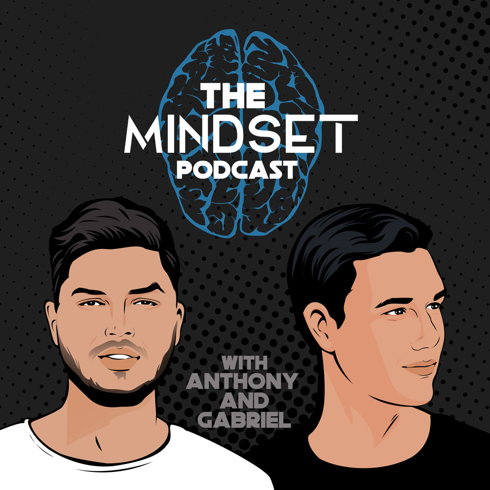 Illustration of The Mindset Podcast.