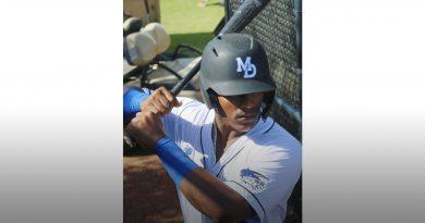 Baseball image taken by Alice Moreno.