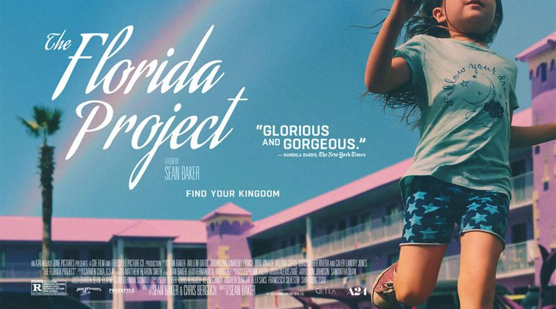 The Florida Project promo image.