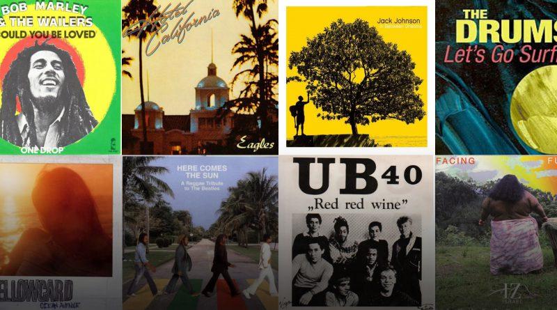 Top ten songs.