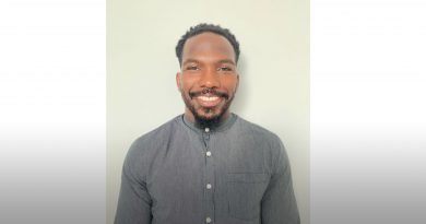 Ryan Small is the new Student Life director at Hialeah Campus.