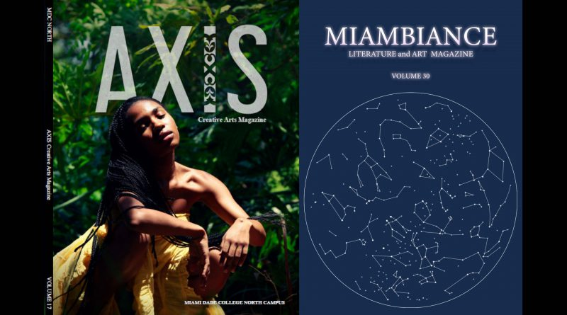 Literary art magazines.