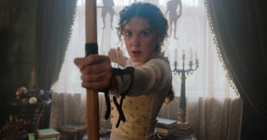 Enola Holmes.
