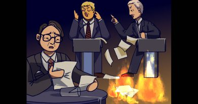 Presidential Debate.