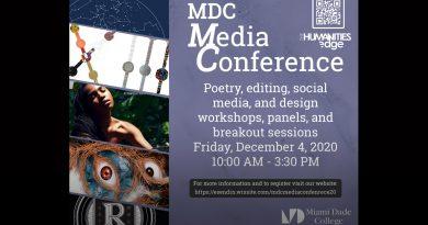 MDC Media Conference