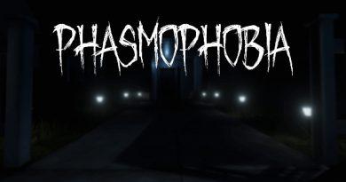Phasmophobia.